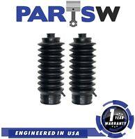PartsW 2 Pc Rack and Pinion Bellow Boots Kit for Acura RSX Honda CR-V Honda Civic Honda Element