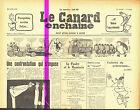 Le CANARD ENCHAINE numero 2166 du 25 avril 1962