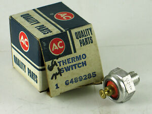 1969-1974 Buick GS455 Electra Riviera NOS temp switch 6489285