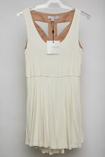 """NWT Finders Keepers """"Edge of Glory Dress"""" Ivory Size 8 AUS"""