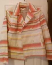 TOMMY HILFIGER Womens Sz Large L Jacket Blazer Work Casual Career