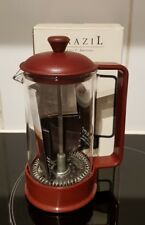 Bodum Brazil RED French Press-Coffee Maker-3-Cup