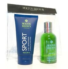 Molton Brown Silver Birch Gift Bag *Body Wash/ Sports Wash/ Free Postage*