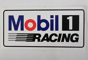 Peter Brock Mobil 1 Racing Sticker Decal Holden Ford Memorabilia 225 x 113