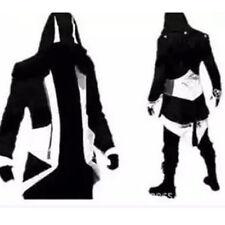 Assassin's Creed 3 III Connor Kenway Hoodie Jacket Cosplay Costumes Coats XS-5XL