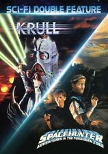80's Sci-Fi Double Feature: Krull / Spacehunter (2015, DVD NEW)