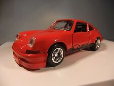 1:43 Solido - Porsche Carrera RS - Red - Black Decals - Unboxed