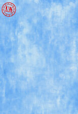 Blu Bianco pattern texture Sfondo Fondale Vinile Foto di scena 5X7FT 150x220CM