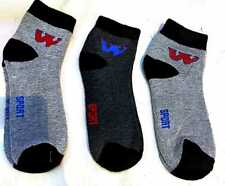 3 Pair Ankle Length Women Socks For Winters Specially Free Shipping
