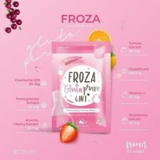 Froza Gluta Pure 4in1 whitening 60 Capsule AUTHENTIC Best Seller🇬🇧🇵🇭