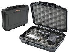Waterproof Handgun Case Pistol Case with Convoluted Foam Elite EL008 Gun case +