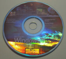 Microsoft Windows XP Professional CD SP2 32 bit, English