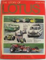 The Story Of Lotus 1961-1971 Growth Of A Legend Doug Nye ISBN 0900549157 Book