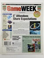 Video Game Week Retail Magazine Vintage May 5 1999 E3 Sega Dreamcast 3DO