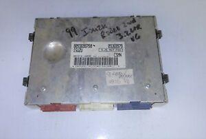 1999 Isuzu Rodeo or Honda Passport ecm ecu computer 8093699790