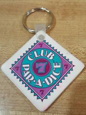Paradice Hotel/Casino Key Chain