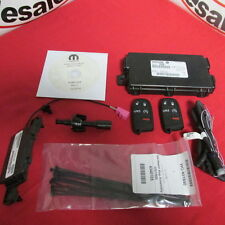 Dodge Challenger 2015 Remote Start Kit NEW OEM MOPAR