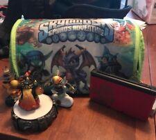 Nintendo 3DS XL Mario Bros Console, Skylanders, Pokemon, Sponge Bob Games Bundle