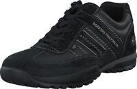 Dockers by Gerli 36HT001 Herren Halbschuhe Sneakers Schuhe Schwarz Grau