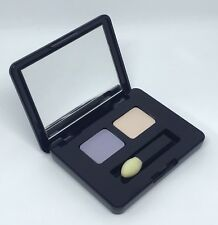 ESTEE LAUDER - PURE COLOR EYESHADOW DUO COMPACT 2x shadows, Mirror & Applicator