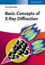 Basic Concepts of X-Ray Diffraction, Zolotoyabko 9783527335619 Free Shipping+=