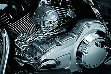 Kuryakyn 7780 Chrome Inner Primary Cover For Harley Davidson Touring 2009-2016