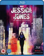 Marvel's Jessica Jones: The Complete First Season 1 [Blu-ray Set, Netflix] NEW