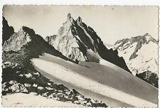 France - Ecrins, Les Pics de la Temple du Col de la Temple - Vintage Postcard