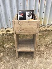 Reclaimed Record Display Unit