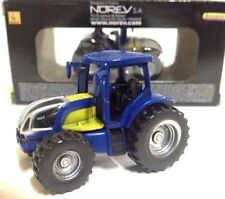 TRACTOR NEW HOLLAND 2 NH2 VEHICULO AGRICOLA GRANJA 3 INCHES 1/64 DIECAST