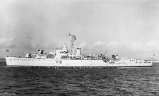ROYAL NAVY BLACK SWAN CLASS SLOOP HMS FLAMINGO