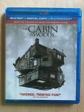 The Cabin in the Woods (Bluray, 2011) USED