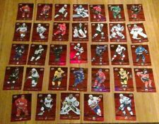 2019-20 UD TIM HORTON Hockey RED DIE CUT COMPLETE SET DC1-DC33 (DC SP1 NOT INCL)