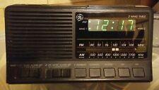 Whirlpool Am/Fm Radio Alarm Clock - Modelno. 7- 4648A