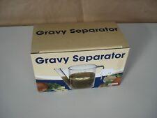 Faringdon Gravy Separator - Unused - (PLT14)