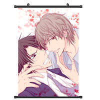 "Japanese Yaoi BL Anime Sekai Ichi Hatsukoi Onodera Takano POSTER #4 11.5/""x17/"""