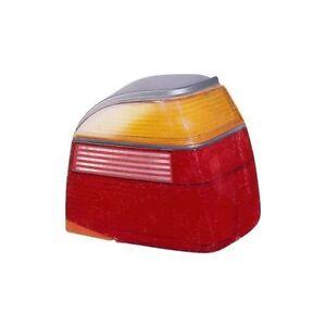 VW Golf III Groupe Optique Arrière Orange Rouge Dx