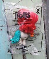 McDonald's Happy Meal toy Trolls World Tour #8 Delta Dawn 2020 NIP