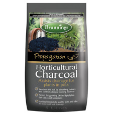 Brunnings Horticultural Charcoal 5L - for Terrarium or Orchids.