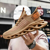 Men's Casual Shoes Sports Fashion Sneakers Breathable Running Jogging Shoes Gym