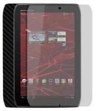 Skinomi Carbon Fiber Black Skin+Screen Protector for Motorola DROID XYBOARD 8.2