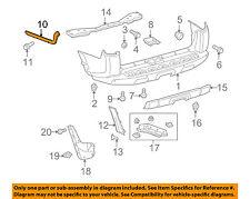 TOYOTA OEM 10-13 4Runner Rear Bumper-Side Retainer Bracket Left 5215635040