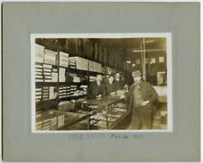VINTAGE RARE RETAIL MOM AND POP BYGONE ERA: General Store Interior Photo