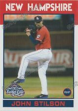 2016 New Hampshire Fisher Cats  John Stilson RC Rookie Blue Jays