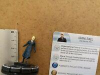 Nr 011 IRANI RAEL   /MINIATURE+ CARD / MARVEL HEROCLIX