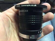 "C-Mount Lens 6MM 1/2"" 1:1.2 Cosmicar JAPAN For Backbone Ribcage Gopro HD Hero4"