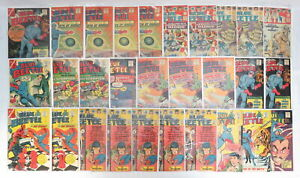 Lot 29 CDC Charlton Comics Blue Beetle 1964-1968 1st Silver Age Appearance