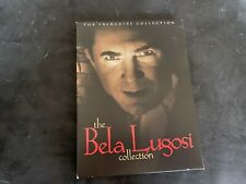 The Bela Lugosi Collection [Murders in the Rue Morgue / The Black Cat / The Rave