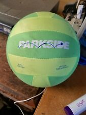 Parkside Green & Yellow Official Size & Weight Butyl Bladder Volleyball