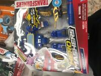 HASBRO TRANSFORMERS HERO MASHERS SOUNDWAVE COLLECTIBLE ACTION FIGURE MODEL